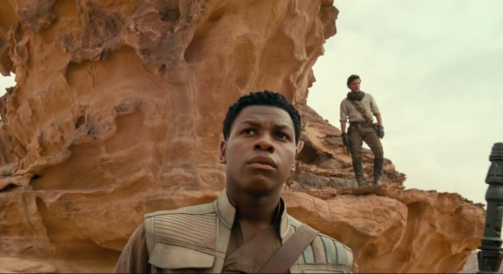 John Boyega Won't Reprise Finn After 'Star Wars: The Rise of Skywalker,' or So He Thinks