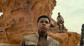 "John Boyega, ""The Rise of Skywalker"""