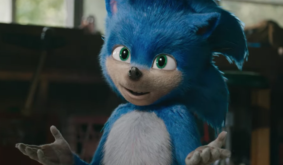 Image result for sonic 2019 trailer