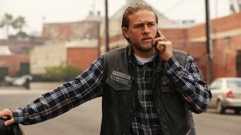 "Charlie Hunnam, ""Sons of Anarchy"""