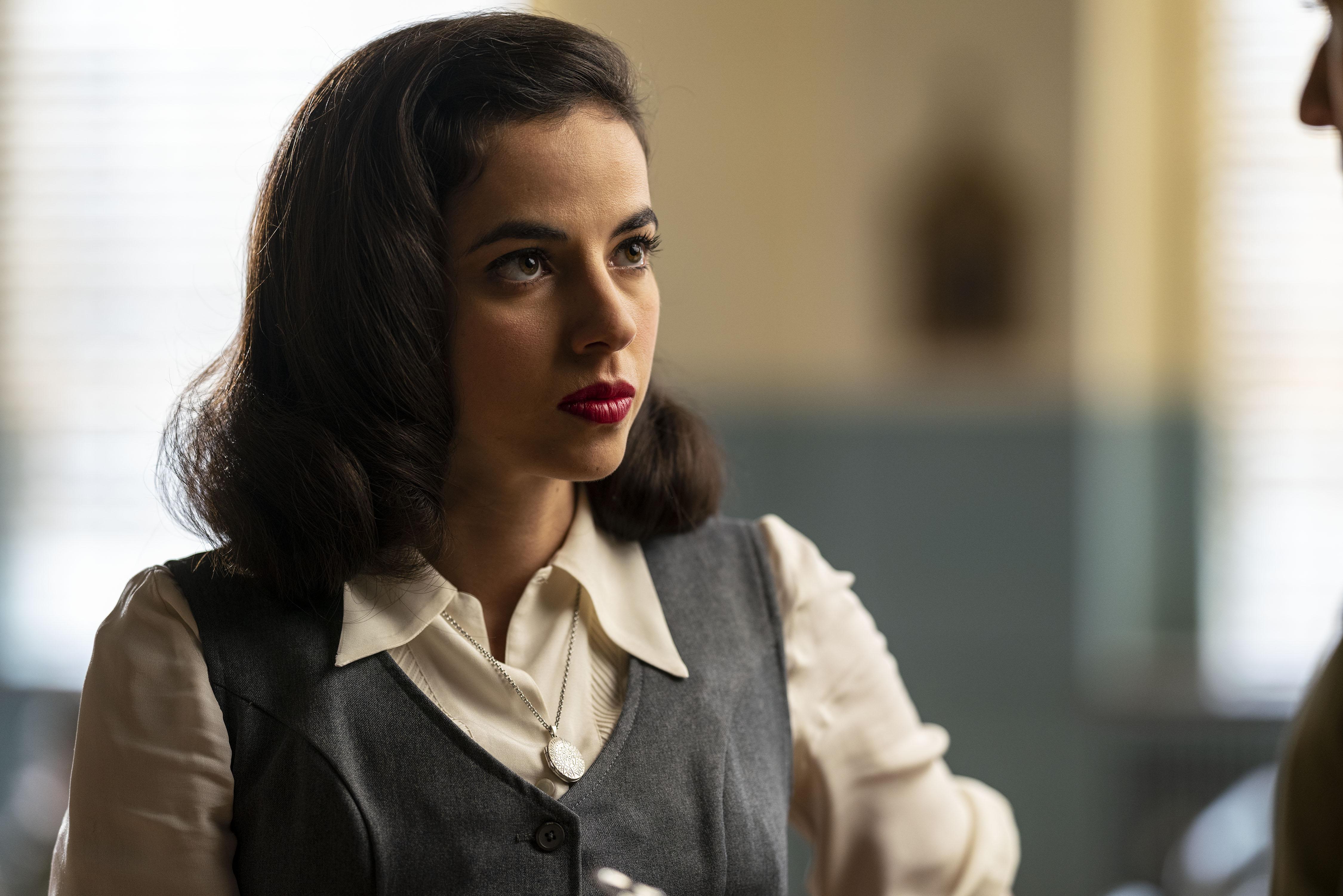 Cristina Rodlo as Luz Ojeda - The Terror _ Season 2, Episode 2 - Photo Credit: Ed Araquel/AMC