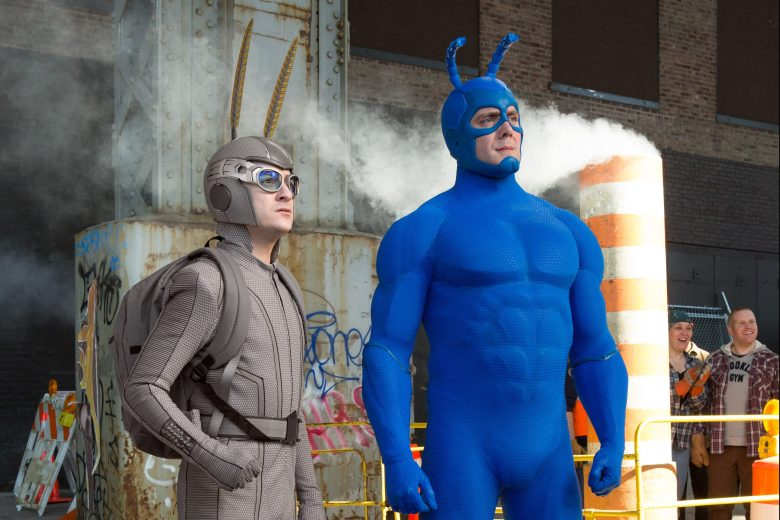 The Tick Creator On Season 2 and What Superheroes Represent