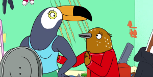 'Tuca & Bertie' Trailer: Meet Netflix's New Bird Best Friends