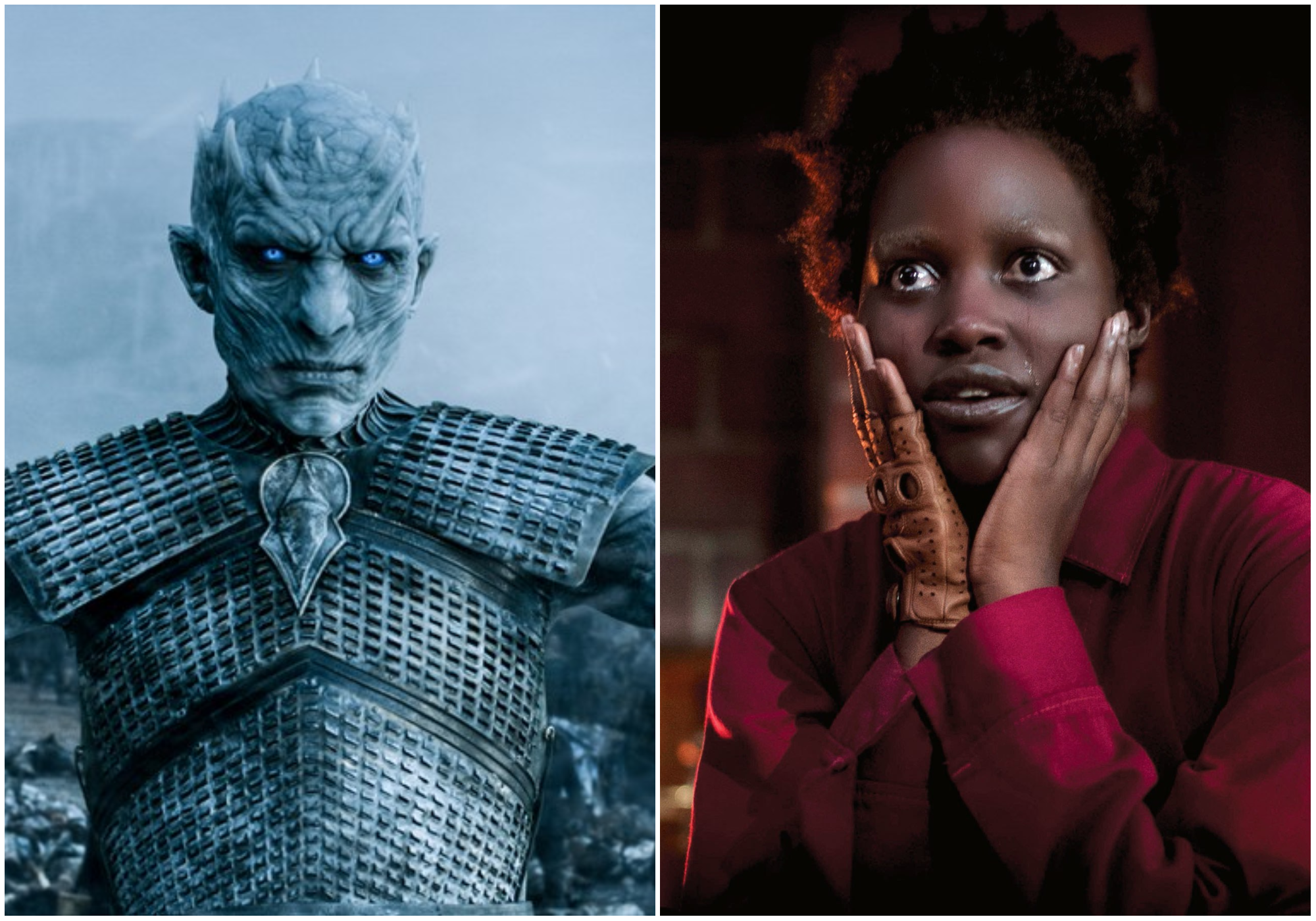 Lupita Nyong O Compares White Walkers To The Tethered From