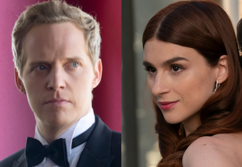You're the Worst Finale Chris Geere and Aya Cash