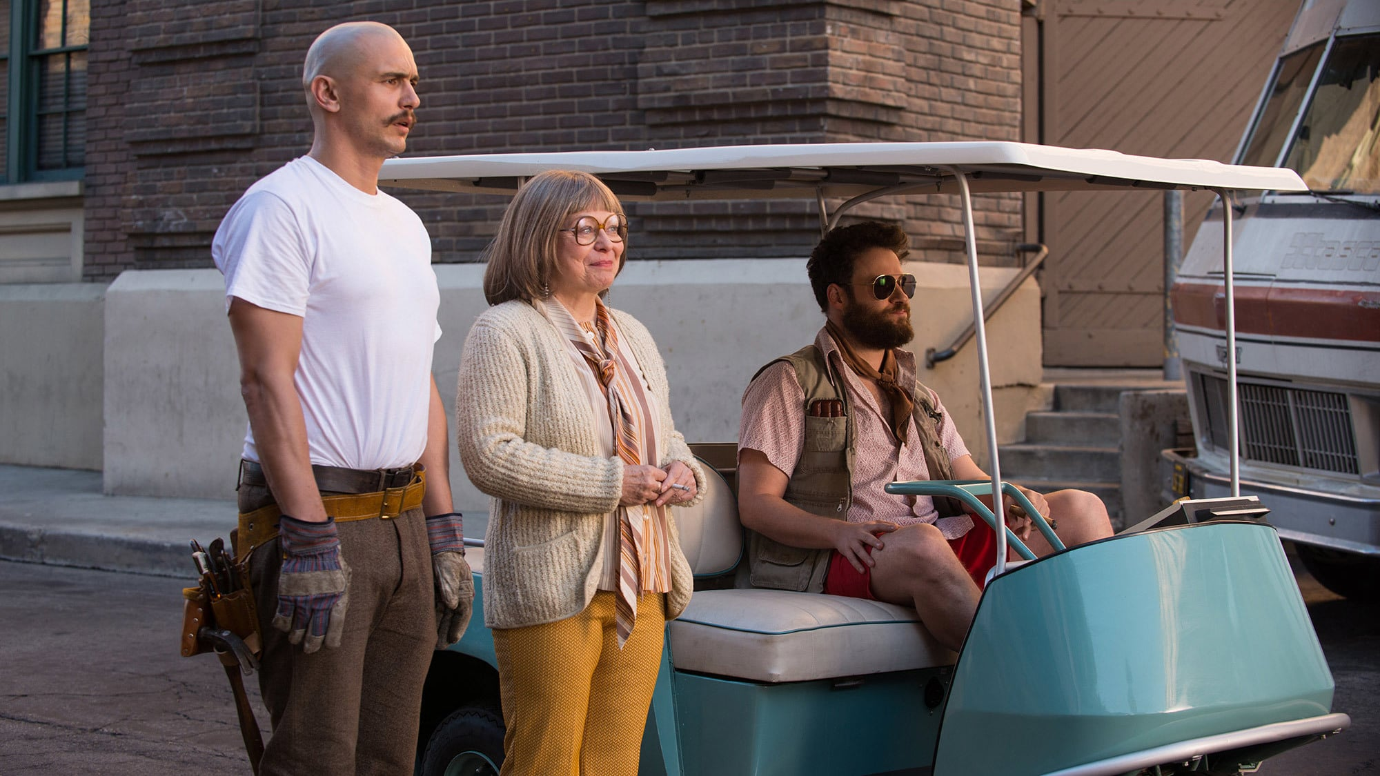 Four Years Later, James Franco's 'Zeroville' Is Finally Being Released