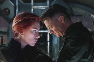 'Avengers: Endgame' Writer Says Female Crew Pushed for Black Widow Dying Over Hawkeye