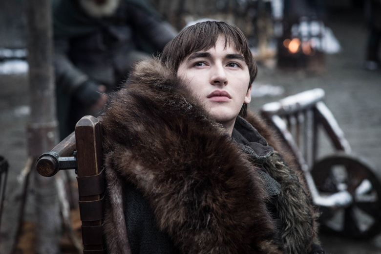 "Isaac Hempstead-Wright, ""Game of Thrones"""