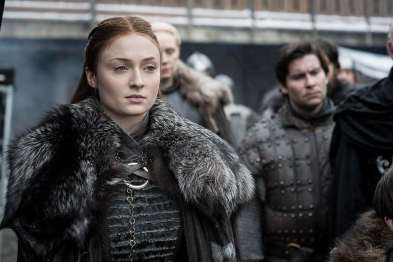 """Sophie Turner, """"Game of Thrones"""""""