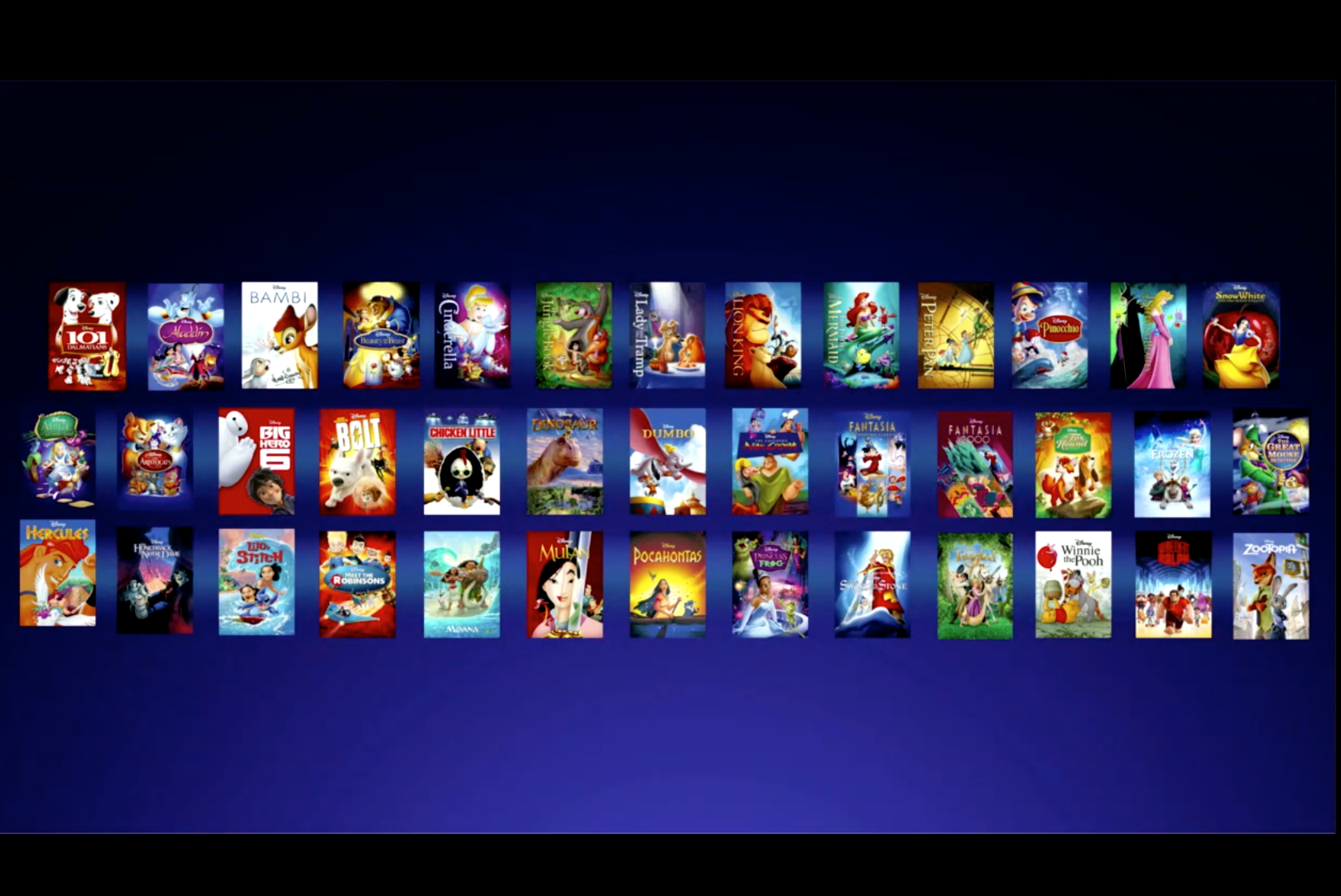 Disney Plus: Movies and Original Shows To Expect By 2021 ...