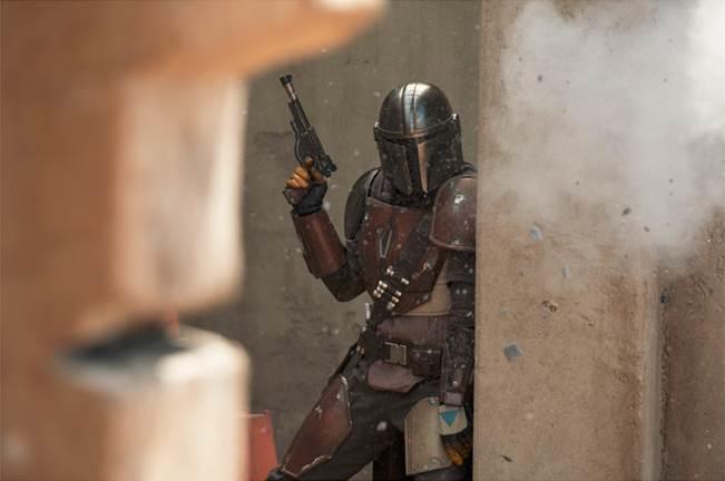 Mandalorian Trailer: Disney Plus Star Wars Show Gets Its