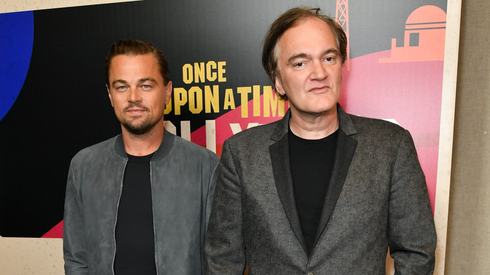 Quentin Tarantino Drops New Details About His 'Once Upon a Time in Hollywood' Characters