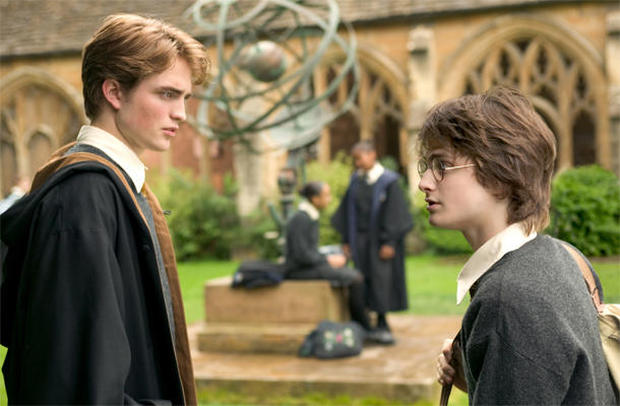"""""""Harry Potter and the Goblet of Fire"""""""