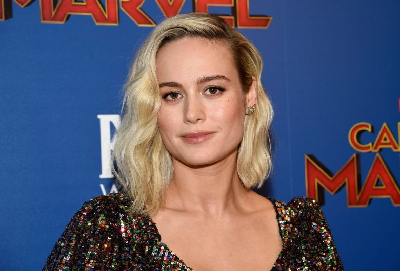 "Brie Larson attends a special screening of ""Captain Marvel"", hosted by The Cinema Society, at the Henry R. Luce Auditorium, in New YorkNY Special Screening of ""Captain Marvel"", New York, USA - 06 Mar 2019"