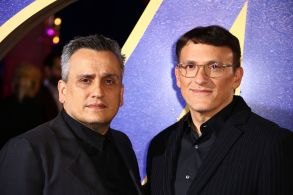 Anthony Russo, Joe Russo. Directors Anthony Russo, right, and Joe Russo pose for photographers upon arrival at the 'Avengers Endgame' fan event in LondonAvengers Endgame Fan Event Red Carpet, London, United Kingdom - 10 Apr 2019