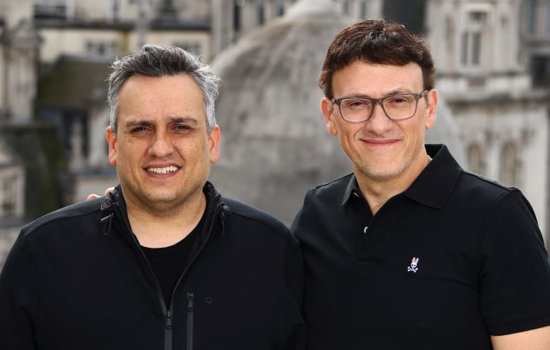 Joe Russo, Anthony Russo. Joe Russo and Anthony Russo pose for photographers at the photo call for the film 'Avengers Endgame' in LondonAvengers Endgame Photo Call, London, United Kingdom - 11 Apr 2019