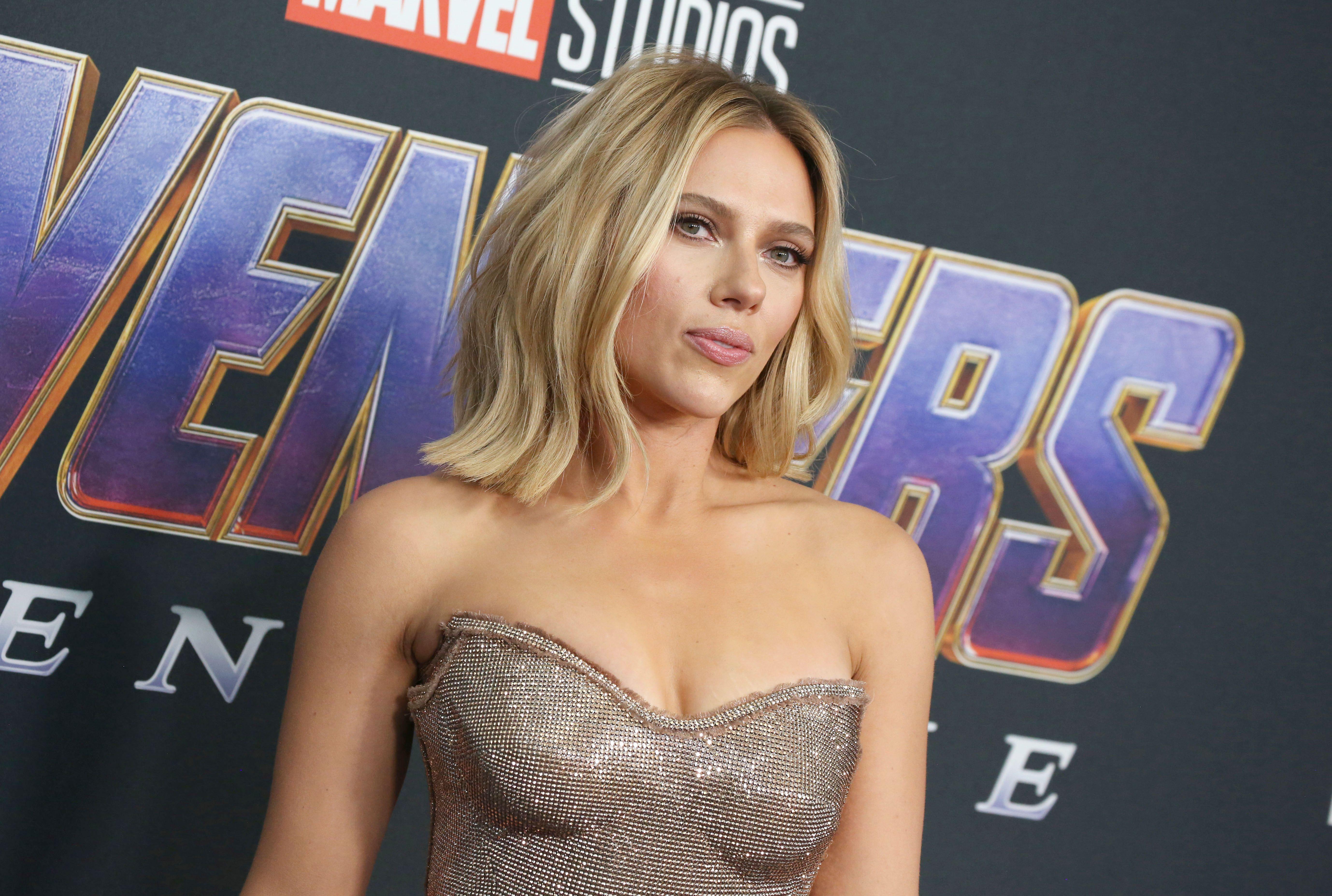 Scarlett Johansson'Avengers: Endgame' Film Premiere, Arrivals, LA Convention Center, Los Angeles, USA - 22 Apr 2019