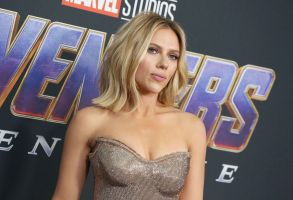 Scarlett Johansson'Avengers: Endgame' Film Premiere, Arrivals, LA Convention Center, Los Angeles, USA - 22 Apr 2019