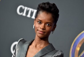 Letitia Wright'Avengers: Endgame' Film Premiere, Arrivals, LA Convention Center, Los Angeles, USA - 22 Apr 2019