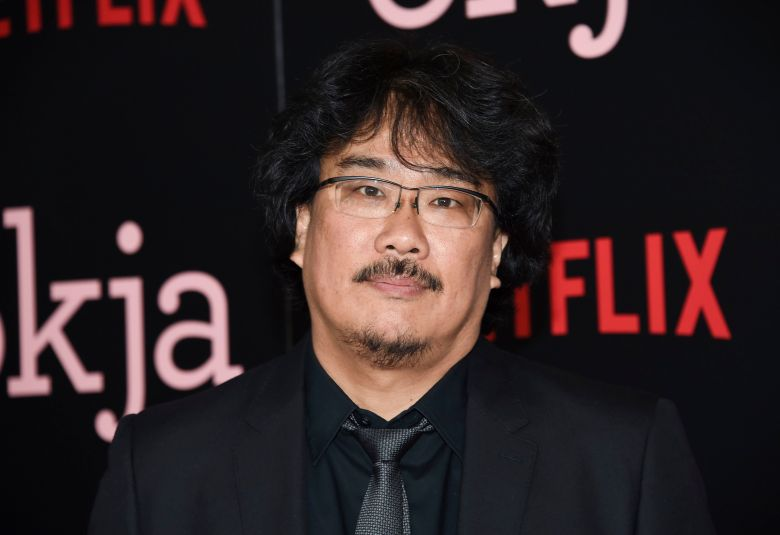 """Director, co-screenwriter and producer Bong Joon Ho attends the premiere of Netflix's """"Okja"""" at AMC Loews Lincoln Square, in New YorkNY Premiere of Netflix's """"Okja"""", New York, USA - 8 Jun 2017"""