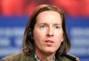 Director Wes Anderson attends a news conference for the movie 'Isle of Dogs' during the 68th edition of the International Film Festival Berlin, Berlinale, in Berlin, GermanyFilm Festival, Berlin, Germany - 15 Feb 2018
