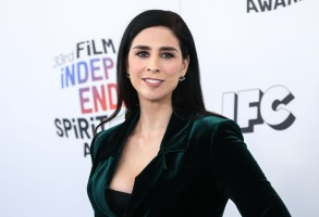 Sarah Silverman33rd Film Independent Spirit Awards, Arrivals, Los Angeles, USA - 03 Mar 2018