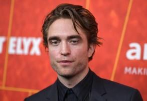 Robert PattinsonamfAR gala, Arrivals, Los Angeles, USA - 18 Oct 2018