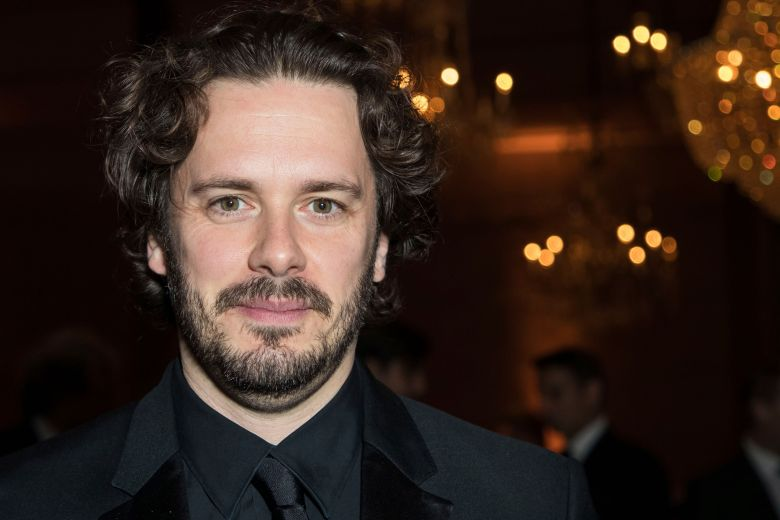 Edgar Wright poses for photographers upon arrival at the party for the film 'Stan and Ollie' showing as part of the BFI London Film Festival in LondonFilm Festival 2018 Stan and Ollie Party, London, United Kingdom - 21 Oct 2018