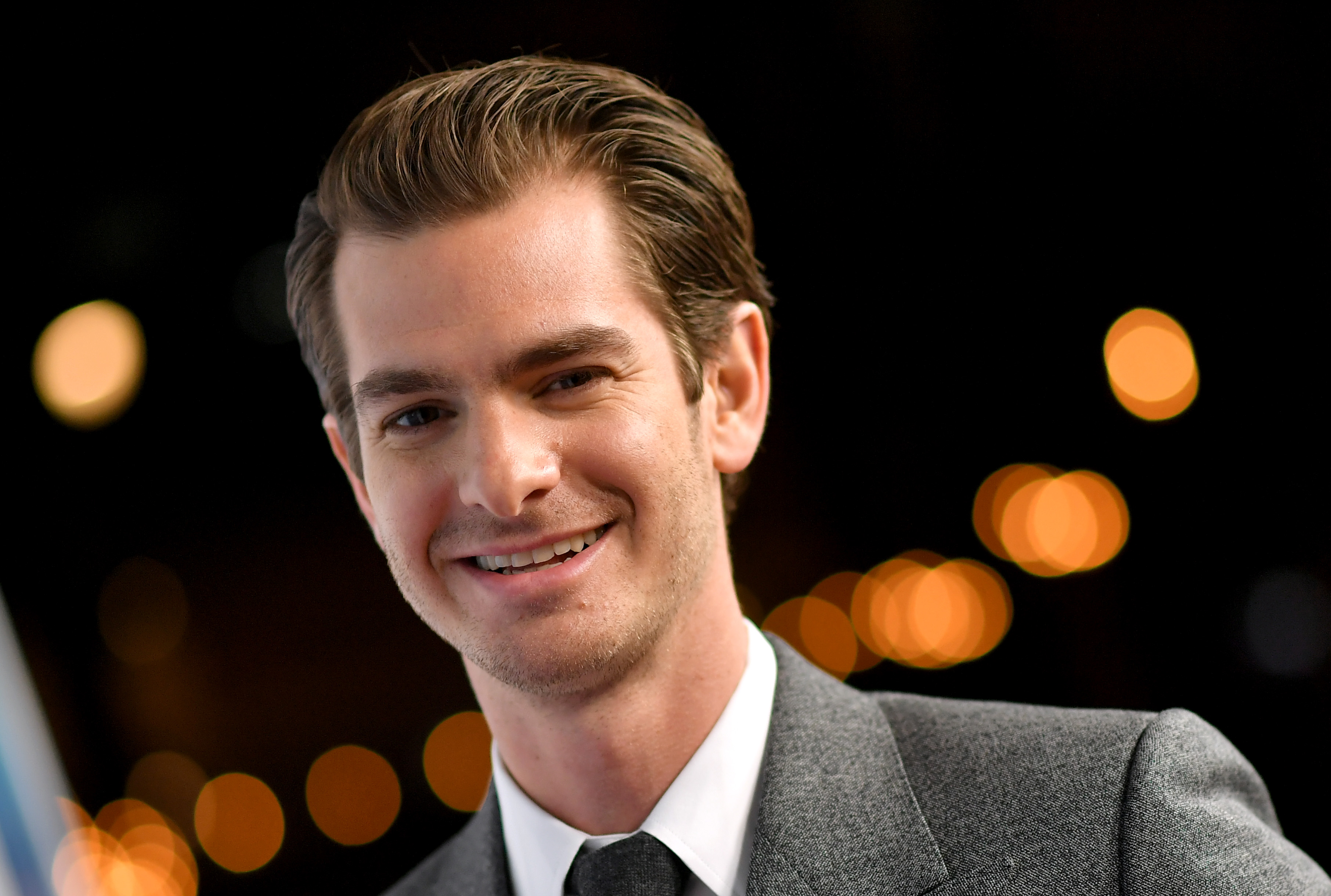 Andrew Garfield On Distancing Himself From Spider Man