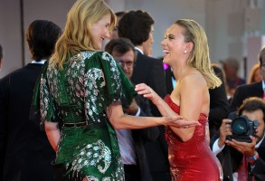 Scarlett Johannson and Laura Dern'Marriage Story' premiere, 76th Venice Film Festival, Italy - 29 Aug 2019