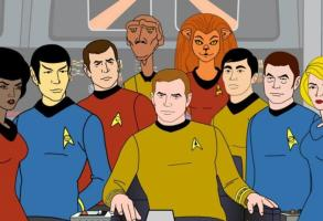 """Star Trek: The Animated Series"""
