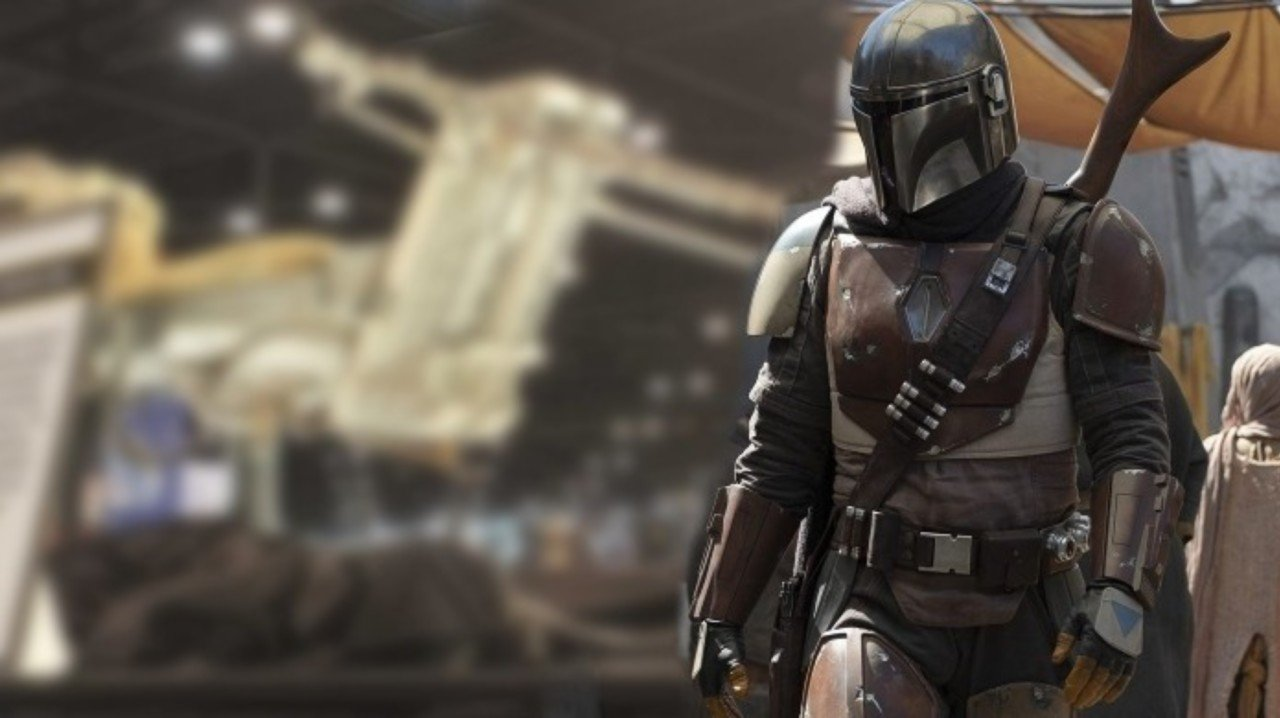 The Mandalorian First Footage Star Wars Live Action Tv Series Introduces A Mysterious Mission