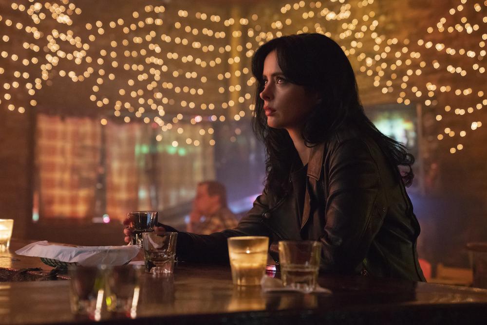 Marvel's Jessica Jones Season 3 Krysten Ritter