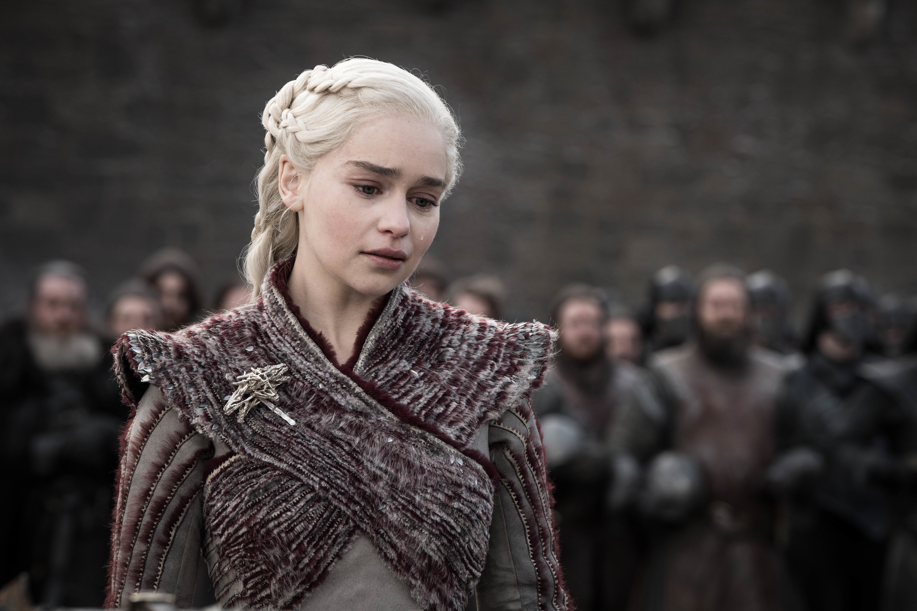 Emilia Clarke Was Told to Get Nude on 'Thrones' So Fans Wouldn't Be Disappointed
