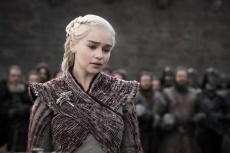 Game of Thrones Emilia Clarke Daenerys