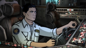 """ARCHER: 1999 -- """"Bort the Garj""""  -- Season 10, Episode 1 (Airs Wednesday, May 29, 10:00 p.m. e/p) Pictured: Sterling Archer (voice of H. Jon Benjamin). CR: FXX"""