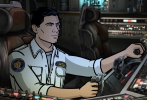 "ARCHER: 1999 -- ""Bort the Garj""  -- Season 10, Episode 1 (Airs Wednesday, May 29, 10:00 p.m. e/p) Pictured: Sterling Archer (voice of H. Jon Benjamin). CR: FXX"