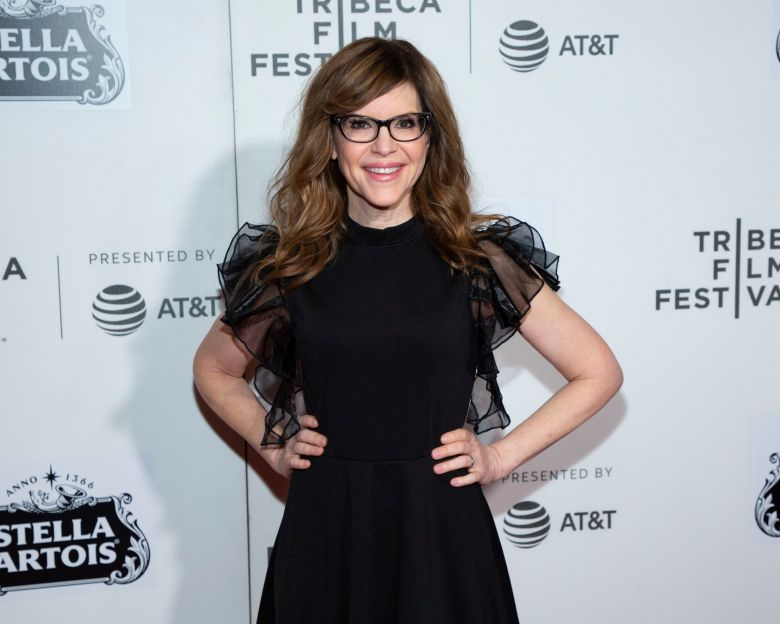 "Lisa Loeb attends the screening for ""Reality Bites - 25th Anniversary Reunion"" during the 2019 Tribeca Film Festival at the Tribeca Performing Arts Center, in New York2019 Tribeca Film Festival -""Reality Bites - 25th Anniversary Reunion"" Screening, New York, USA - 04 May 2019"