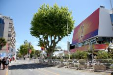 A view of the Palais des festivals during the 72nd international film festival, Cannes, southern France, . The Cannes film festival runs from May 14th until May 25th 20192019, Cannes, France - 13 May 2019
