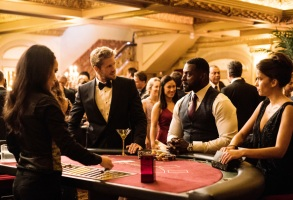 Matt Barr as Danny McNamara, Michael James Shaw as Aiden Shaw and Sofia Pernas as Lexi Vaziri Photo: Jonathan Wenk/CBS