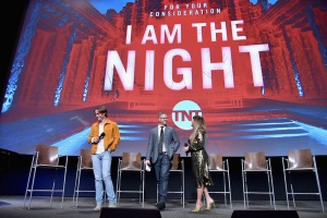 'I Am the Night': Chris Pine, Patty Jenkins, and TNT Travel Back in Time