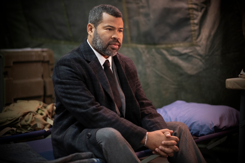 """The Twilight Zone"" Jordan Peele"