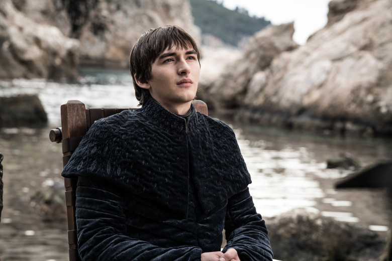 That Bran 'Game of Thrones' Finale Twist Everyone Mocked Came Directly from George R.R. Martin