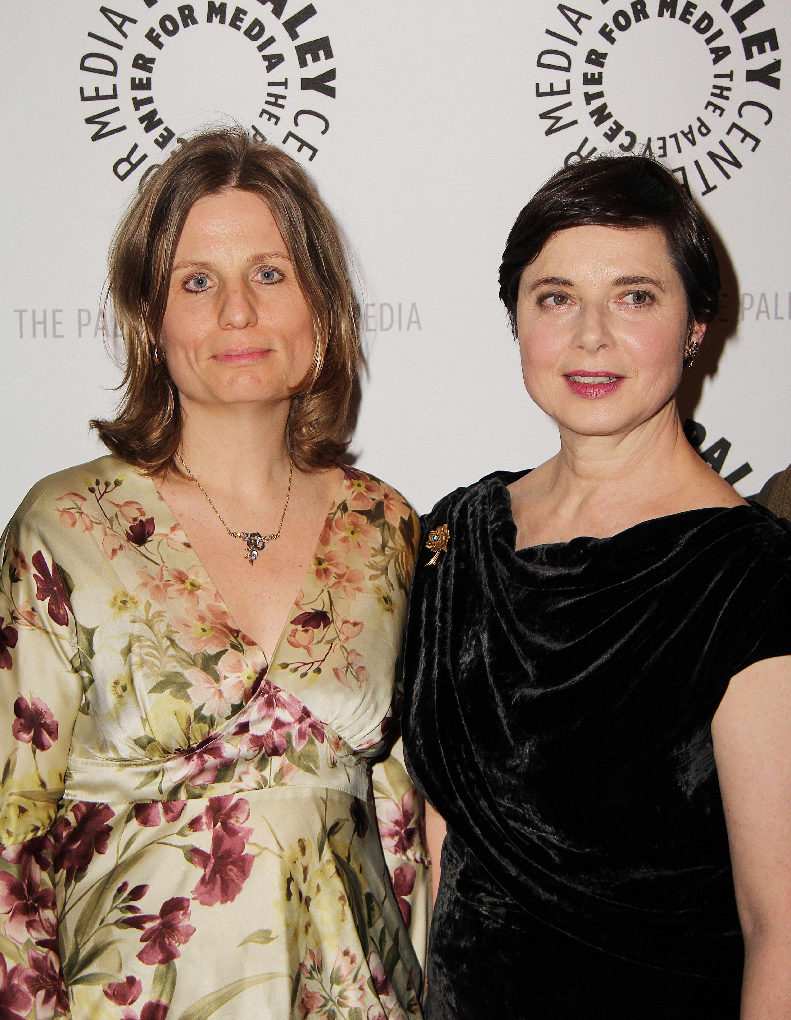 Laura Michalchyshyn, Isabella Rossellini'Animals Distract Me' Film Screening, New York, America - 21 Apr 2011