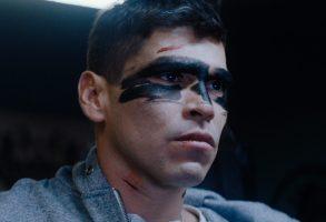 "Diego (Raúl Castillo) begins his transformation into a masked avenger in ""El Chicano."""