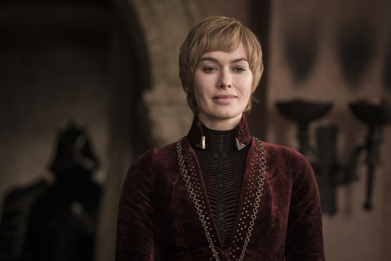 Image result for lena headey game of thrones SEASON 8