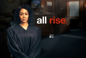 "Simone Missick stars in ""All Rise """