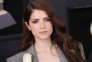 Anna Kendrick60th Annual Grammy Awards - Red Carpet Arrivals, New York, USA - 28 Jan 2018