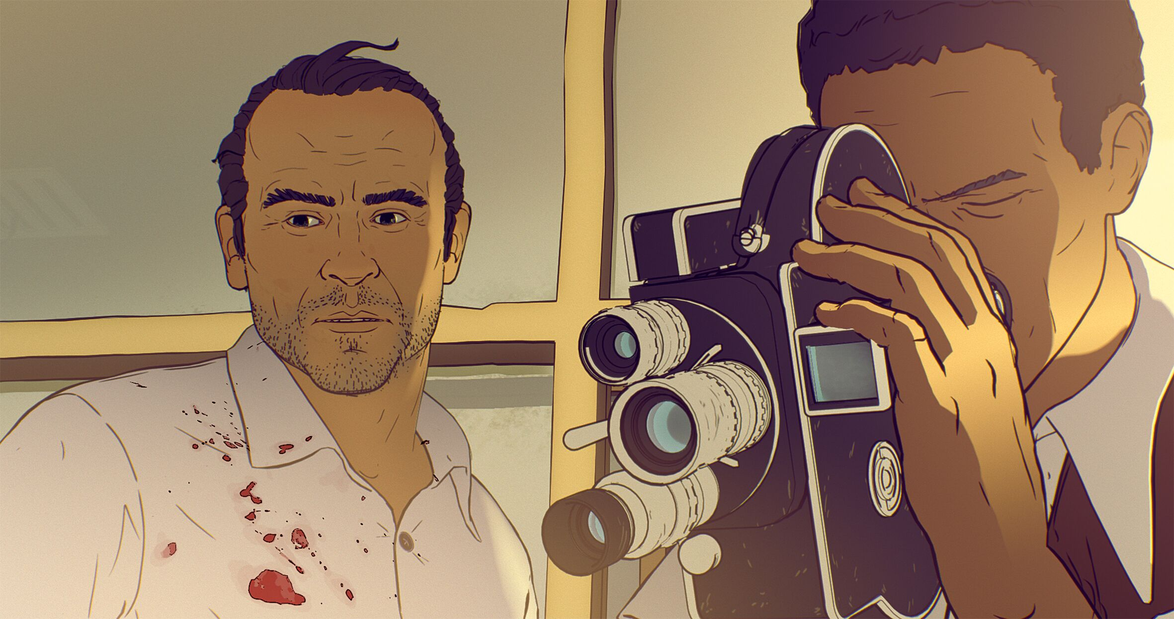 'Another Day of Life': A Surrealistic Animated Diary of War
