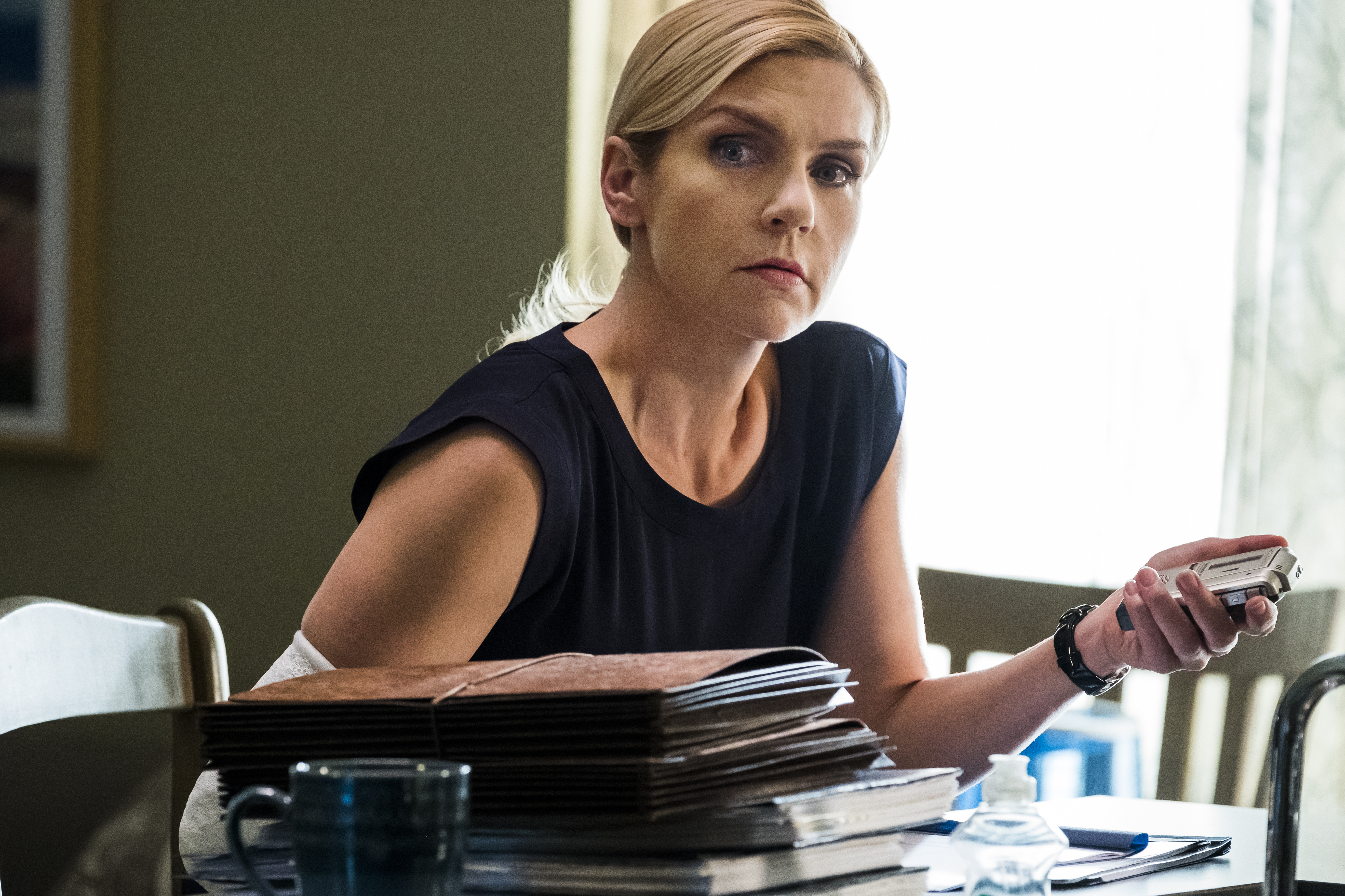 Rhea Seehorn, the Beating Heart of 'Better Call Saul', Accepts Her Uncertain Fate